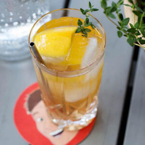 Cocktail: Mangonic