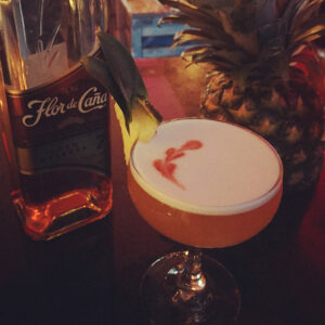 Cocktail: Flor de Piña