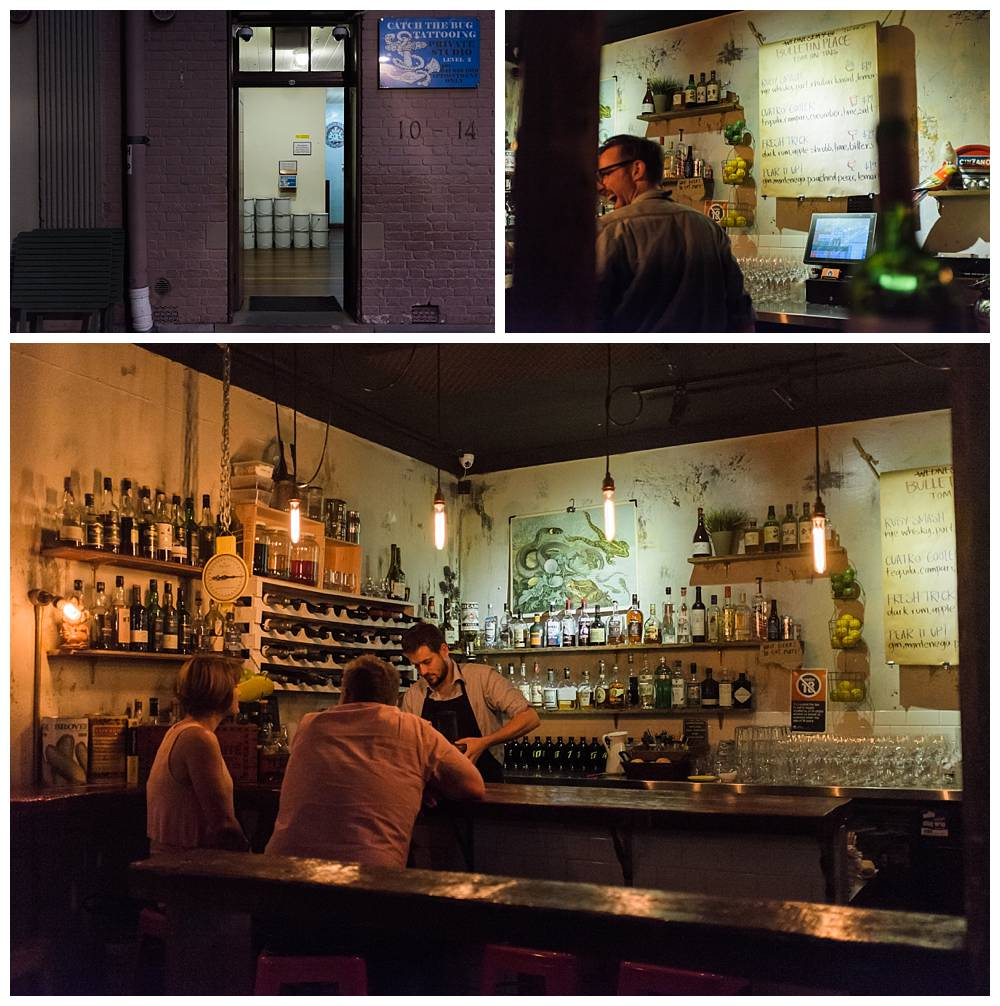 Bulletin Place | Bartender Atlas