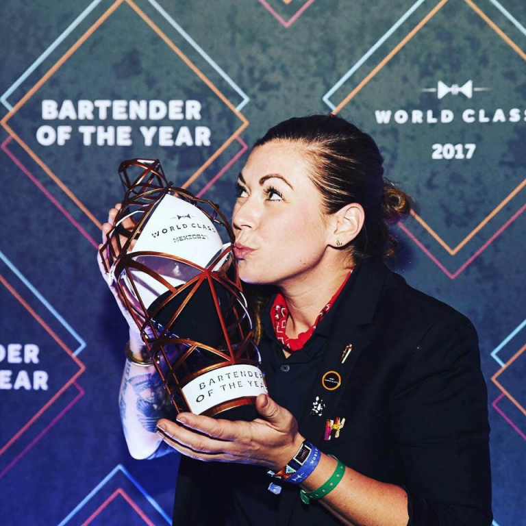 2017 World Class Bartender of the Year