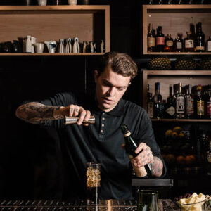 Chad Coombs | Bartender Atlas