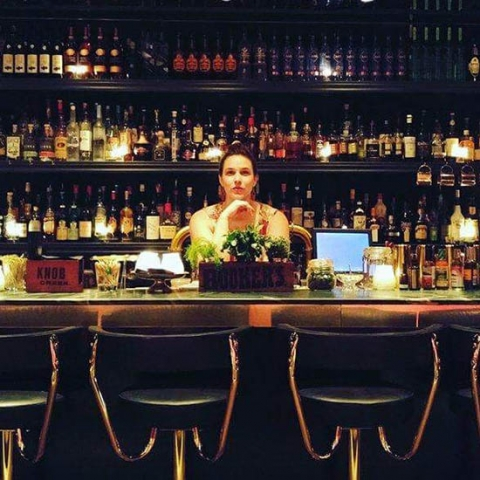 Kate Boushel | Bartender Atlas