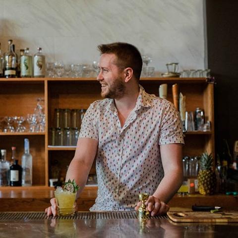 Ian Miller | Bartender Atlas