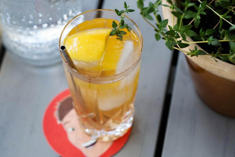 Cocktail: Mangonic