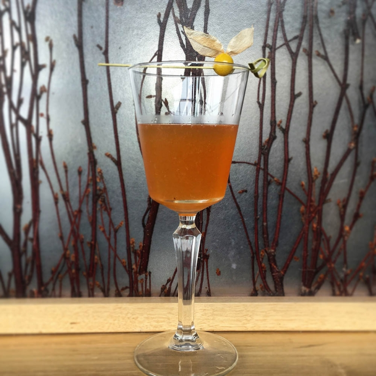 Cocktail: The Golden Snitch