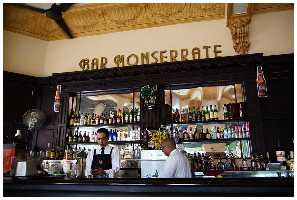 Bar Monserrate | Bartender Atlas