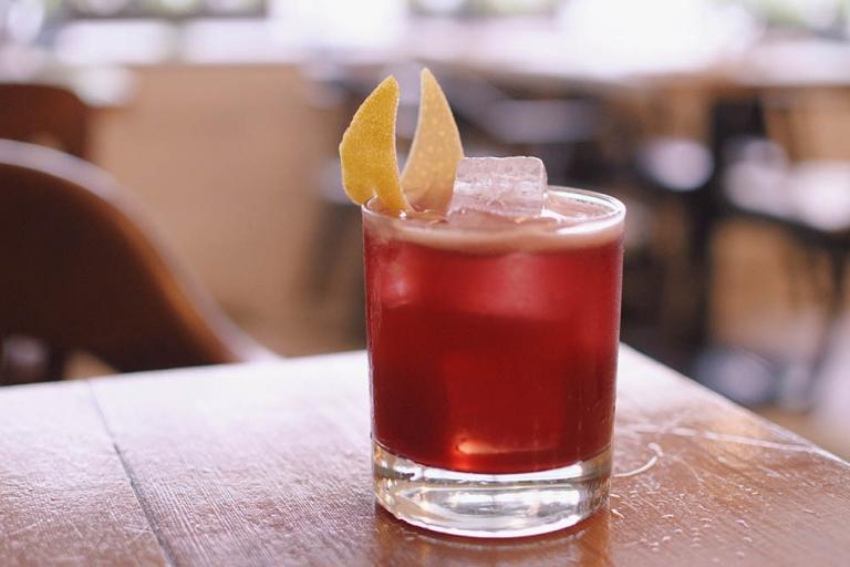 Cocktail: The Six   Bartender Atlas