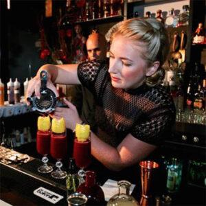 Amber Bruce | Bartender Atlas