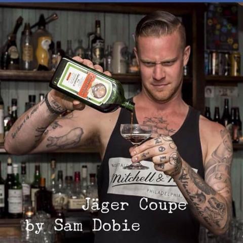 Sam Dobie | Bartender Atlas