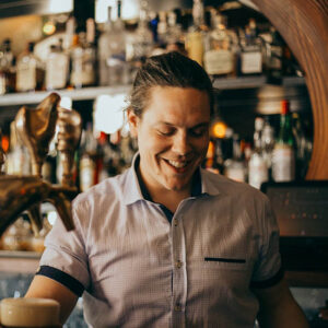 Alex Basque | Bartender Atlas