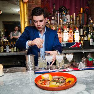 Brandon Edward Baker | Bartender Atlas