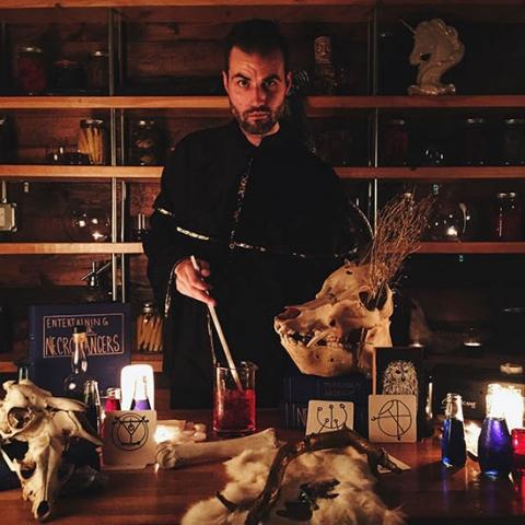 James Grant | Bartender Atlas