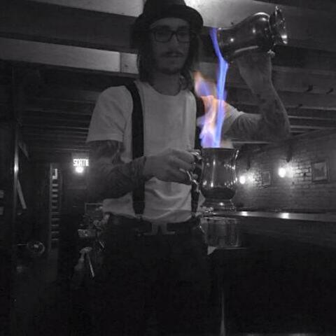 Jordan Andrade | Bartender Atlas
