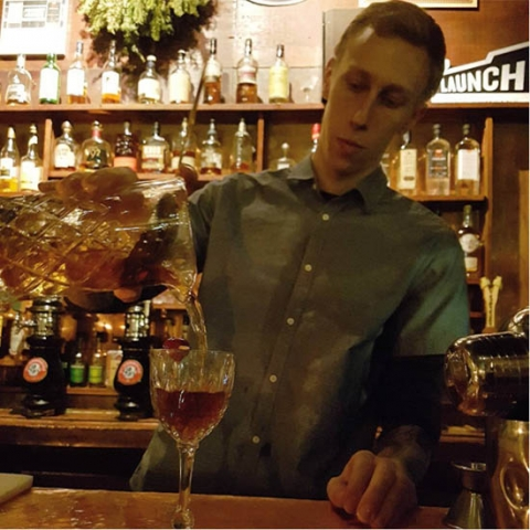 Mike Campbell | Bartender Atlas