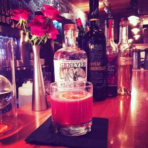 Cocktail: Casket of Amontillado
