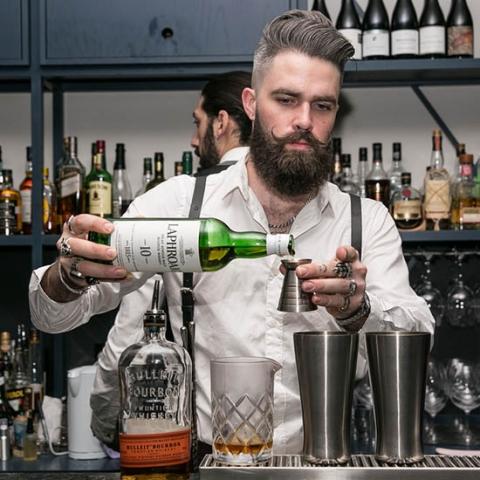 Jimmy Burchett | Bartender Atlas
