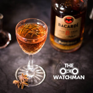 Cocktail: The Watchman | Bartender Atlas