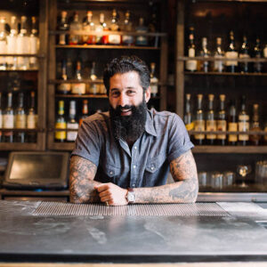 Josh Harris of The Bon Vivants | Bartender Atlas