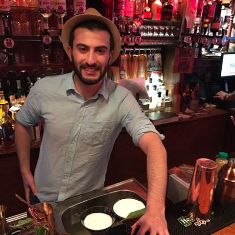 Samir Loza   Bartender Atlas