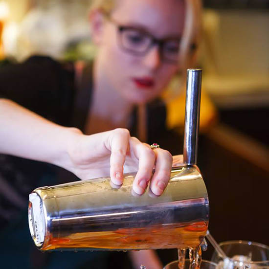 Stefanie Goldsborough | Bartender Atlas