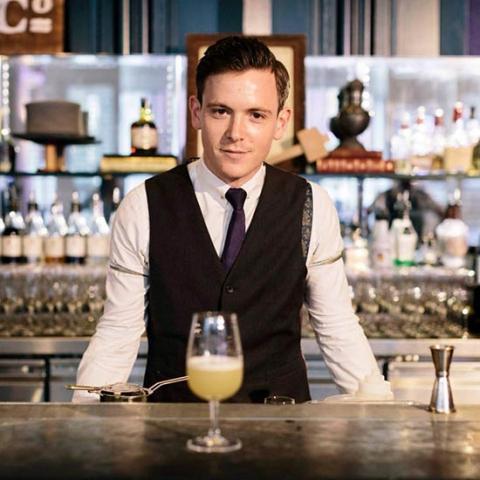 Sam Egerton | Bartender Atlas