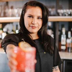 Shannon-Blue Nanibush | Bartender Atlas