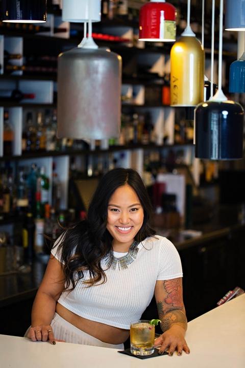 Chantelle Gabino | Bartender Atlas