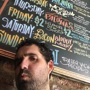Ian Daniel Ray | Bartender Atlas
