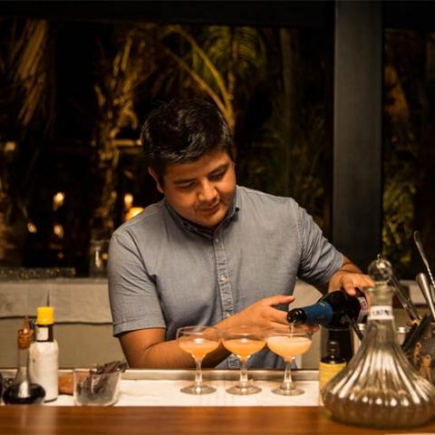 Aslan Guerrero   Bartender Atlas