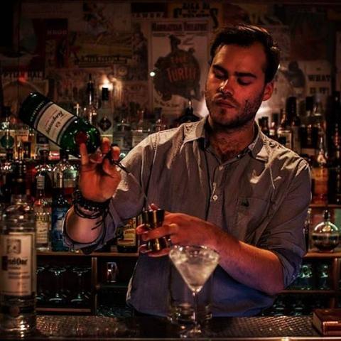Etienne Prudhomme | Bartender Atlas