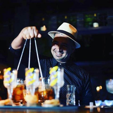 Francisco Oropeza | Bartender Atlas