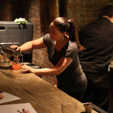 Danina Calame | Bartender Atlas