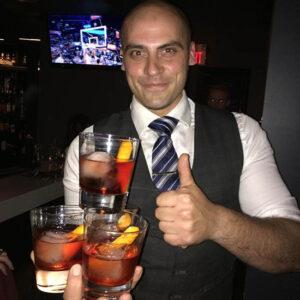 Zak Doy | Bartender Atlas