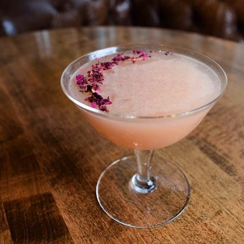 Cocktail: Dauphine's Song   Bartender: Makina Labrecque
