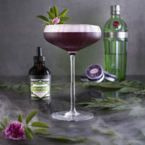 Cocktail: Fog and Berry | Bartender Atlas