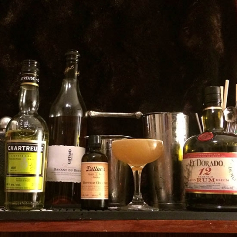Cocktail: Mato Grosso | Bartender Atlas