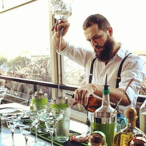 Daniel Boulianne | Bartender Atlas