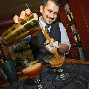 Nick Incretolli | Bartender Atlas