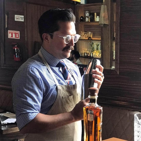 Gustavo Ortega-Oyarzun | Bartender Atlas