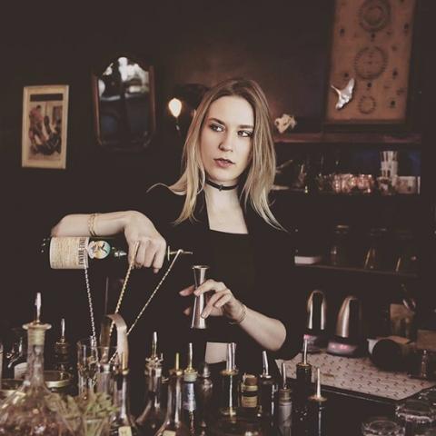 Ilissa | Bartender Atlas