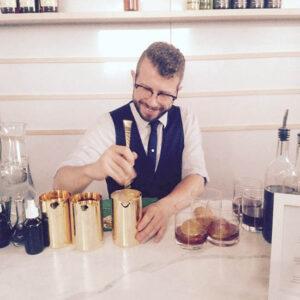 Tony DaSilva | Bartender Atlas