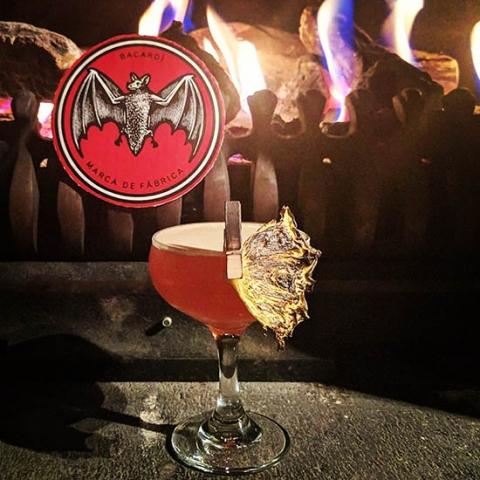 Cocktail: Holy Creole Batman | Bartender Atlas