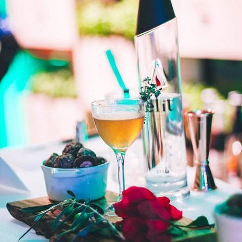 Cocktail: Under the Tuscan Sun | Bartender Atlas