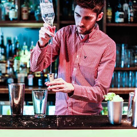 Nick Slater | Bartender Atlas