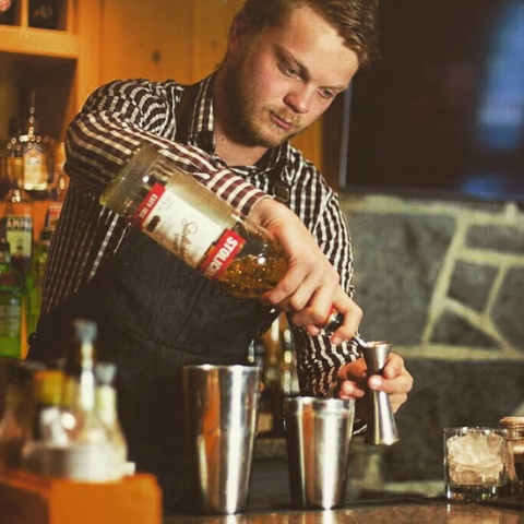 Chad Millett | Bartender Atlas