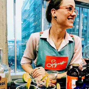 Sabrina Mailhot | Bartender Atlas