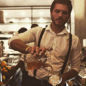 Jacob Pedley | Bartender Atlas