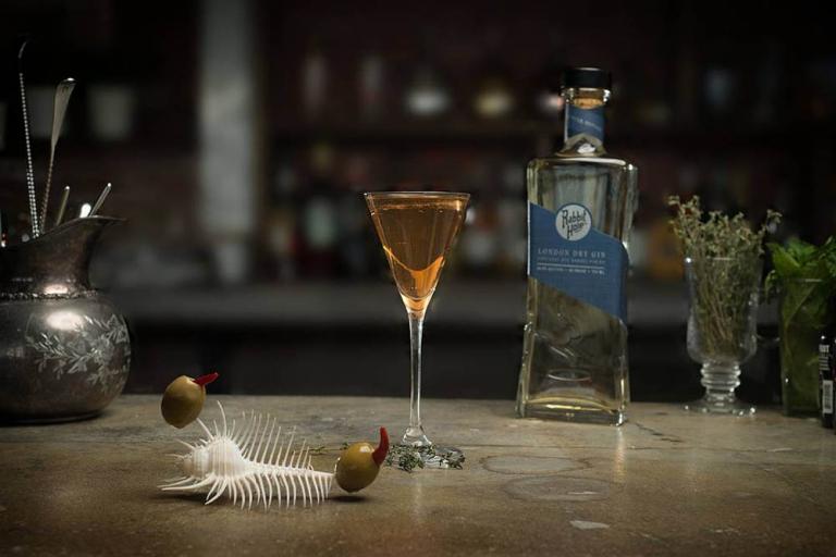 Cocktail: Gin Comfort | Bartender Atlas