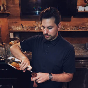 Andrew Gizzie | Bartender Atlas