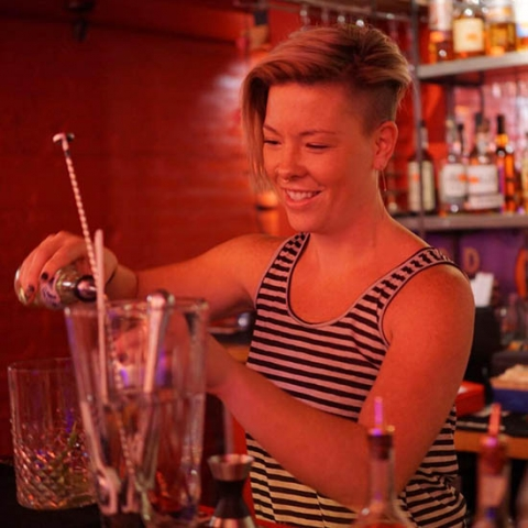 Amanda Houghtaling   Bartender Atlas